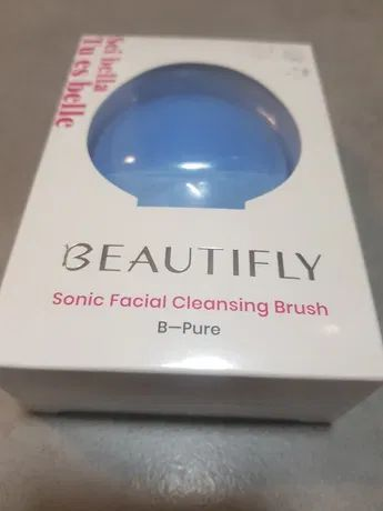 B-Pure Compact Sonic Facial Cleansing Brush photo review